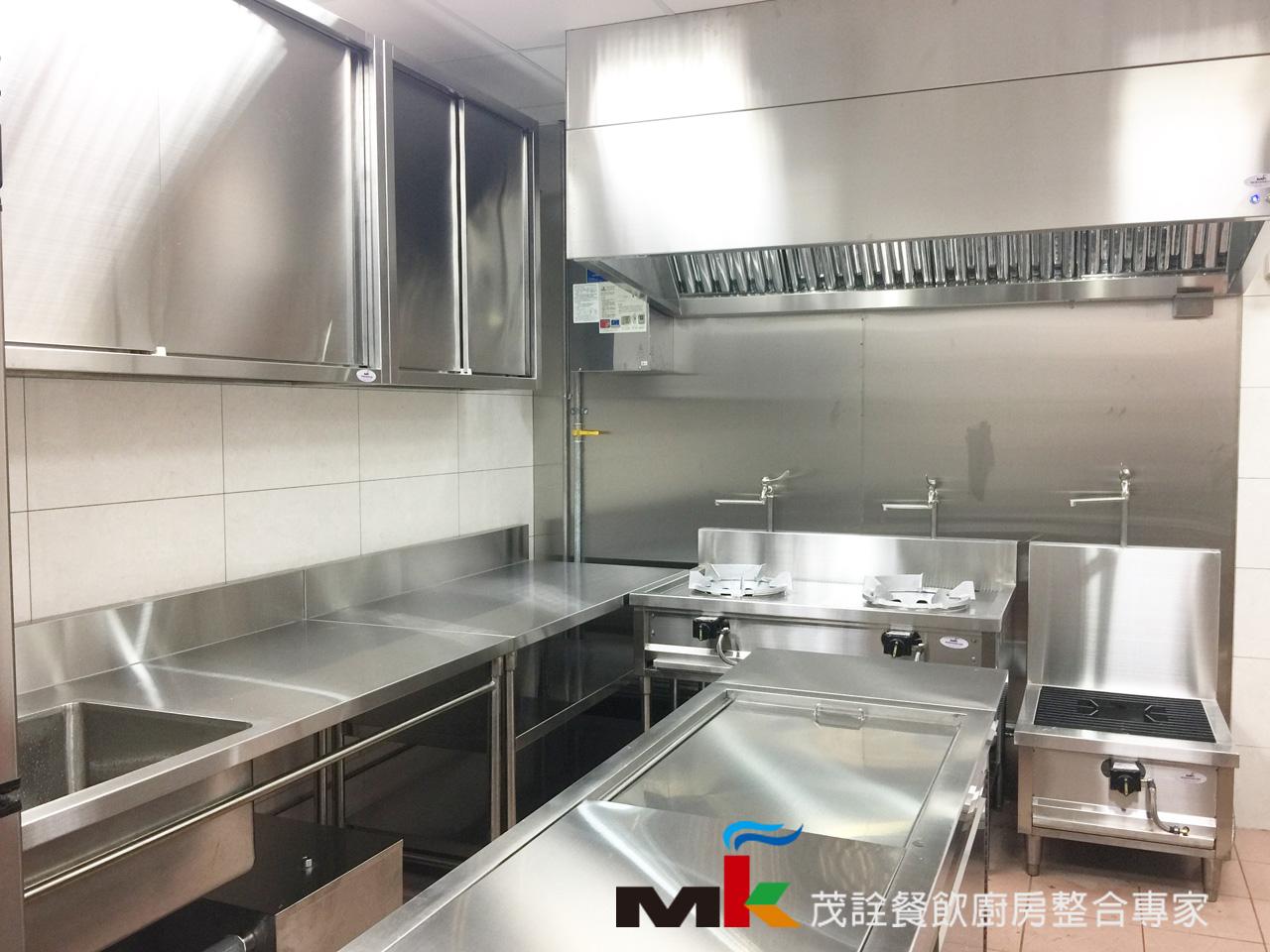 餐飲設備,廚房設備